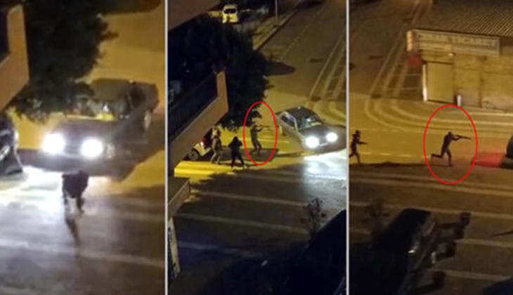 Bu görüntüler sonrası tutuklandılar