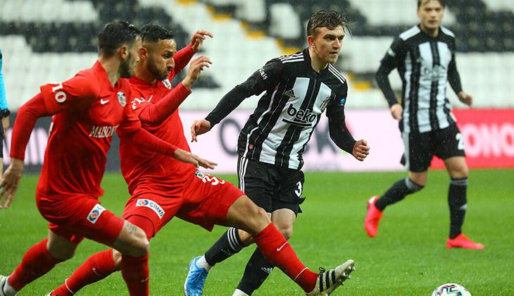 Gaziantep FK'da Osama Rashid'den Beşiktaş maçı yorumu! 'Kazanmayı hak etmedi'