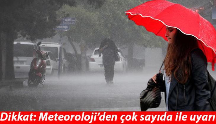 Hava nasıl olacak? MGM 7 Mart İstanbul, Ankara, İzmir ve il il hava durumu! (Kuvvetli yağış geliyor)