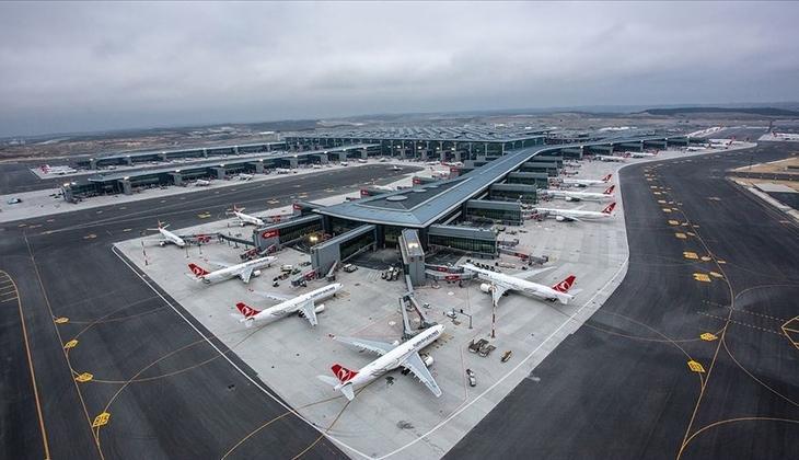 THY ve İstanbul Havalimanı rakiplerini yine geride bıraktı... Dünyada 1 numara!
