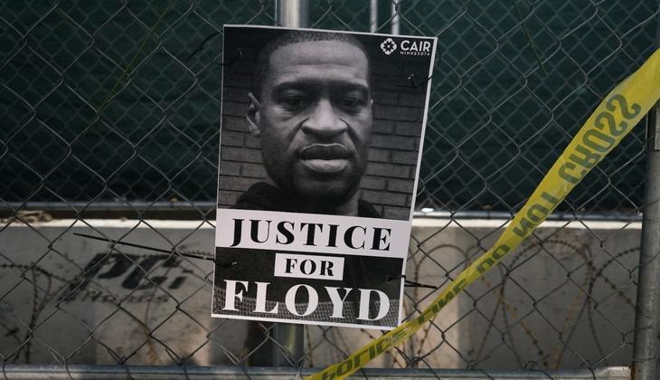 Dünyanın takip ettiği duruşmada şaşırtan savunma! 'Floyd, yasa dışı hapları yuttuğu için boğuldu'