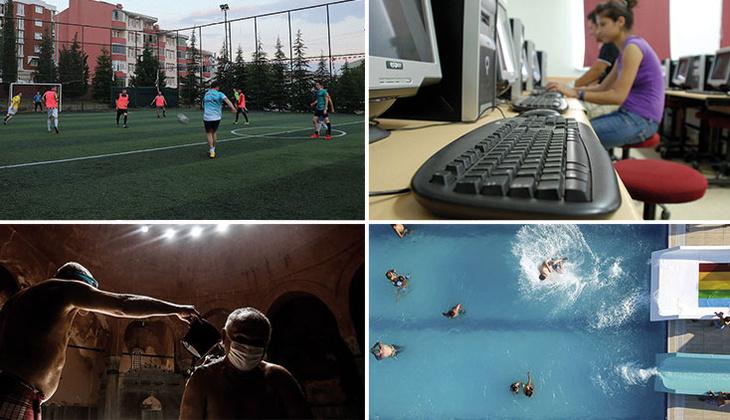 Son dakika haberi: İstanbul Valiliği kararı duyurdu! İnternet kafe, halı saha, yüzme havuzu, hamam, sauna...