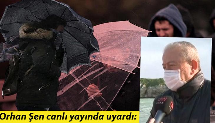 Prof. Dr. Şen'den İstanbullulara önemli uyarı! Dikkatli olun, yarına kadar sürecek