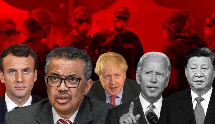 Liderlerden uluslararası pandemi anlaşması çağrısı! ABD ve Çin mektubu imzalamadı
