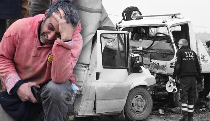 Eskişehir'de feci kaza! Yıkıldılar... Ölü ve yaralılar var
