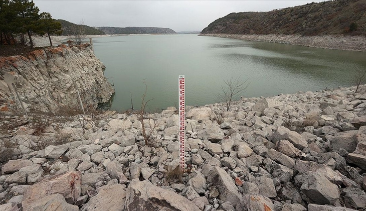 Başkent'te 120 günlük su kaldı! 'Su kıtlığı' çok yakın...