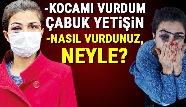 Melek İpek'in 112 ekibiyle yaptığı telefon görüşmesi ortaya çıktı: Kocamı vurdum, çabuk yetişin!