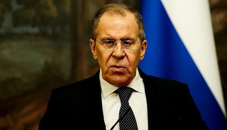 Rusya Dışişleri Bakanı Lavrov'dan 'Türkiye' açıklaması