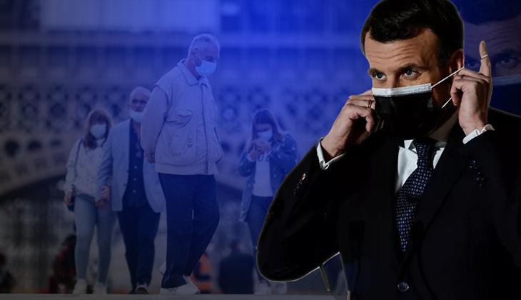 Son dakika haberi: Fransa'dan flaş koronavirüs hamlesi! Ülke genelinde uygulanacak