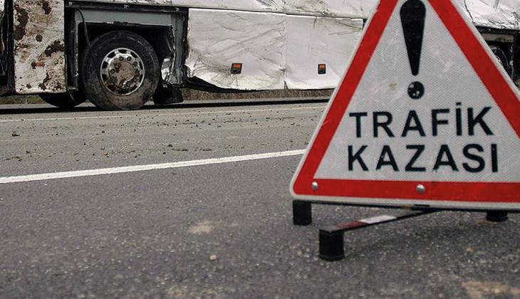 Şanlıurfa'da korkunç kaza! 5 kişi öldü 1 kişi yaralandı