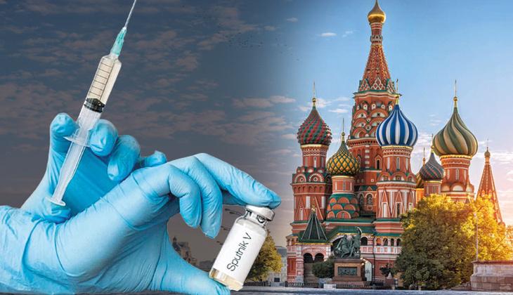Aşı turizmi! Türkiye'den Rusya'ya 'Sputnik V' turu...