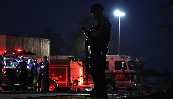 ABD'nin başkenti Washington'daki silahlı saldırıda ölü sayısı 2 oldu