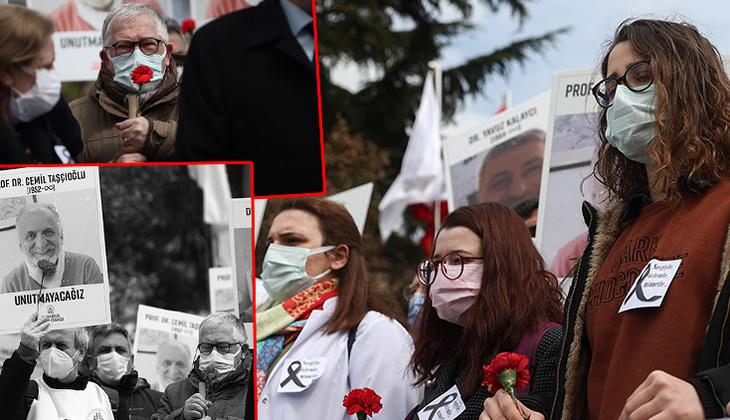 Prof. Dr. Cemil Taşçıoğlu ölümünün 1. yılında anıldı! Duygu dolu anlar