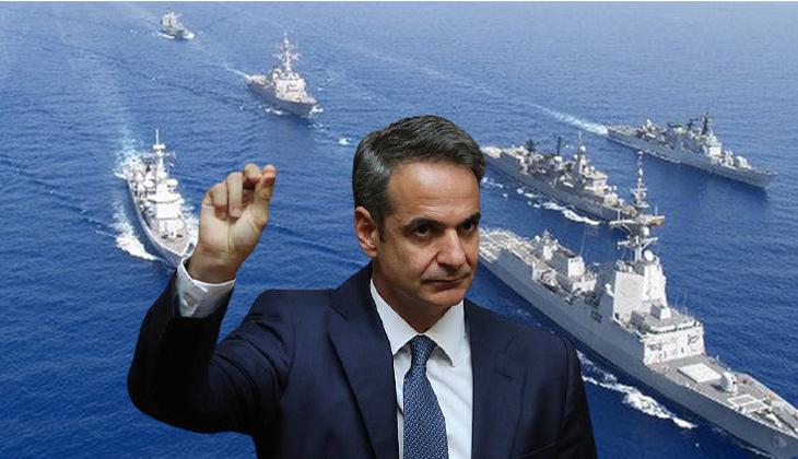 Doğu Akdeniz'de yeni gelişme: Yunanistan Başbakanı Miçotakis Libya'ya gidecek