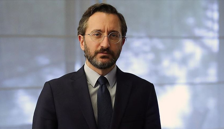 İletişim Başkanı Fahrettin Altun'dan ABD'nin İnsan Hakları raporuna sert tepki