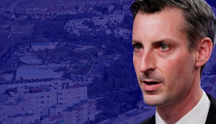 'Tarihi gerçektir' dedi ve noktayı koydu! İsrail işgalcidir