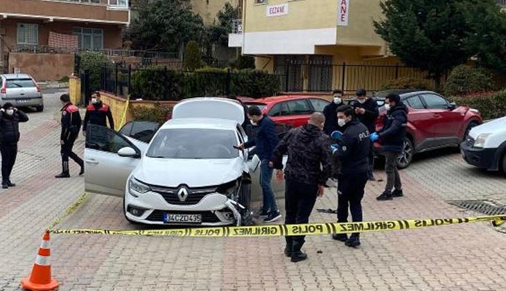 Maltepe'de polisten kaçan şüpheliler lise öğrencisine çarptı