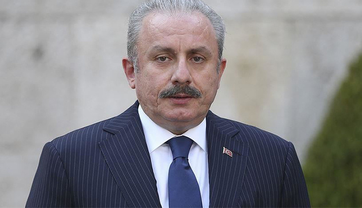 TBMM Başkanı Şentop'tan 'Güvenlik teklifi' açıklaması
