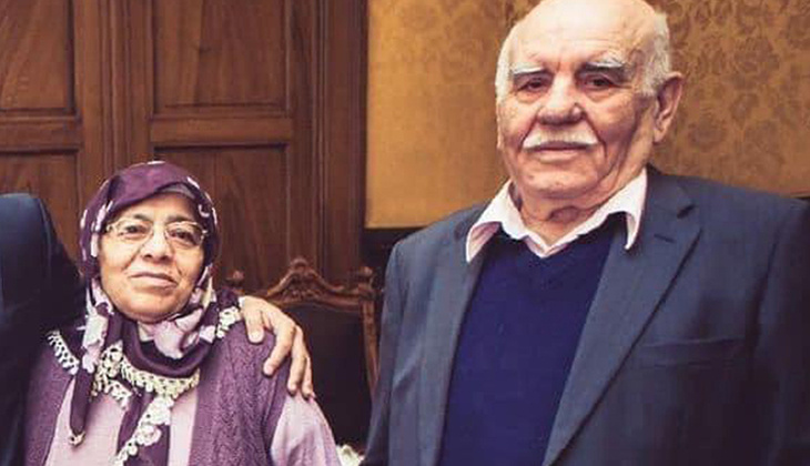 65 yıllık evli çift 12 saat arayla koronavirüse yenildi