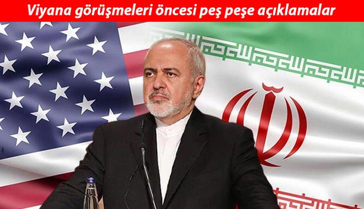Nükleer açıklamaları peş peşe geldi... İran 'hayır' dedi!