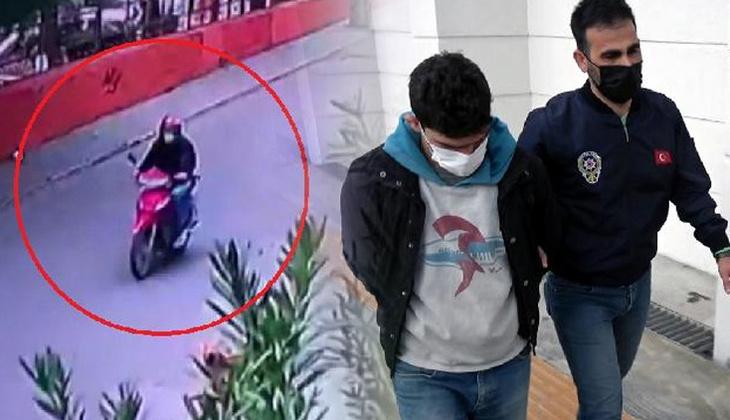 Mersin'de 15 saatte 3 kadının çantasını çaldı! Kapkaççı yakalandı