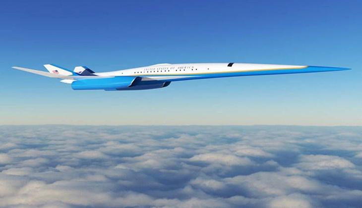 İşte ABD Başkanını taşıyacak yeni uçak! Tarih belli oldu