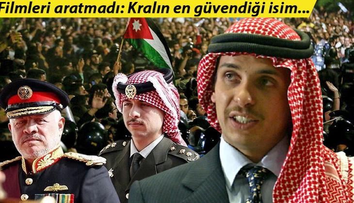 Dünya bu olayı konuşuyor: Ürdün'de darbe girişimi