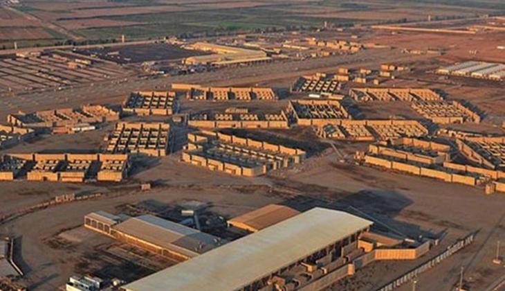 Irak'ta Beled Askeri Üssü'ne roketli saldırı