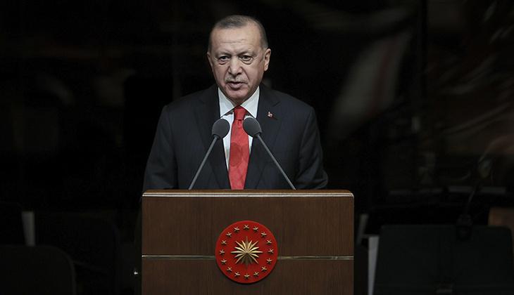 Son dakika... Cumhurbaşkanı Erdoğan'dan değerlendirme toplantısı
