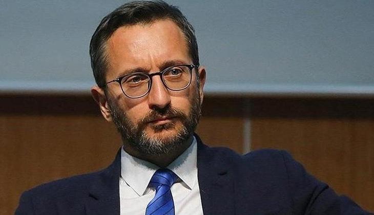 Son dakika haberi: İletişim Başkanı Fahrettin Altun'dan bildiriye destek verenlere sert tepki