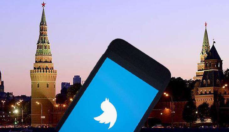 Rusya'dan flaş Twitter kararı