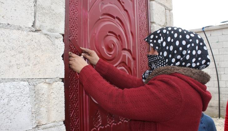 'Çok şükür açacak bir kapım oldu'