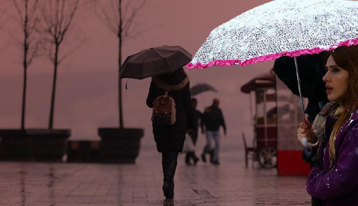 Meteoroloji açıkladı! Yağışlar yüzde 33 artış kaydetti