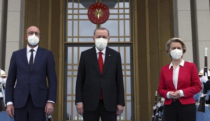 Son dakika: AB Başkanları'ndan Türkiye mesajı