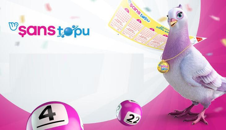 Şans Topu çekilişi saat kaçta? 7 Nisan Şans Topu çekiliş sonuçları millipiyangoonline.com'da