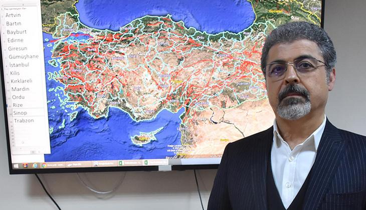 Prof. Dr. Hasan Sözbilir deprem riski en yüksek illeri sıraladı! İstanbul...