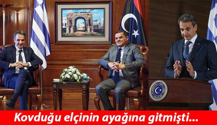 Kovduğu elçinin ayağına gitmişti... İlk sözü Türkiye oldu!