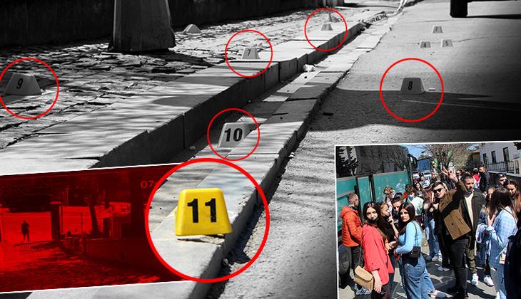 Beşiktaş'ta silahlı dehşet! Detaylar ortaya çıktı
