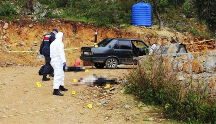 Muğla'da korkunç olay! Baba ve oğlu ölü bulundu