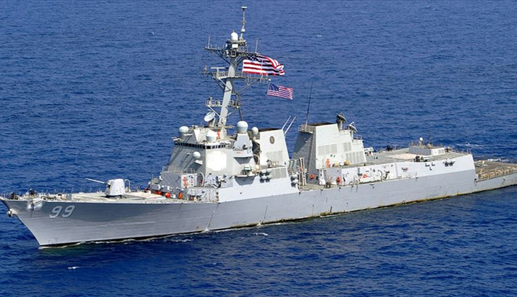 Karadeniz'de sular ısınıyor: ABD savaş gemilerini yollamayı düşünüyor