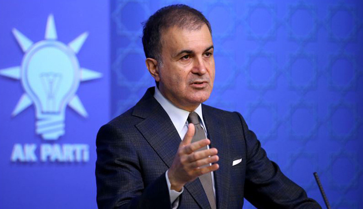 AK Parti Sözcüsü Ömer Çelik'ten İtalya Başbakanı'nın küstah sözlerine sert tepki