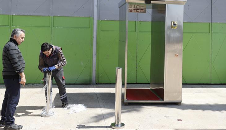 Türk firma üretti! Hijyen tüneline yurt dışından talep yağıyor