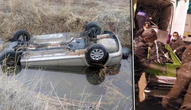 Kayseri'de aile faciası! Korkunç kazada 1'i çocuk 4 kişi öldü