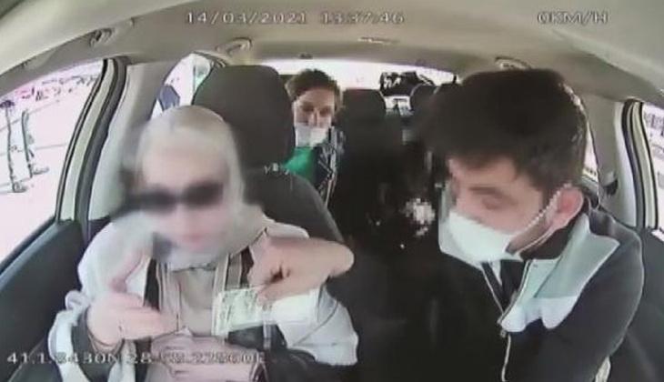 İstanbul'da taksici skandalı! 'Bu paralar eski' bahanesiyle oyaladı, 4 bin doları çaldı