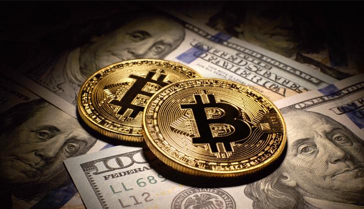 Bitcoin sert yükselişte! 64 bin doları da aştı