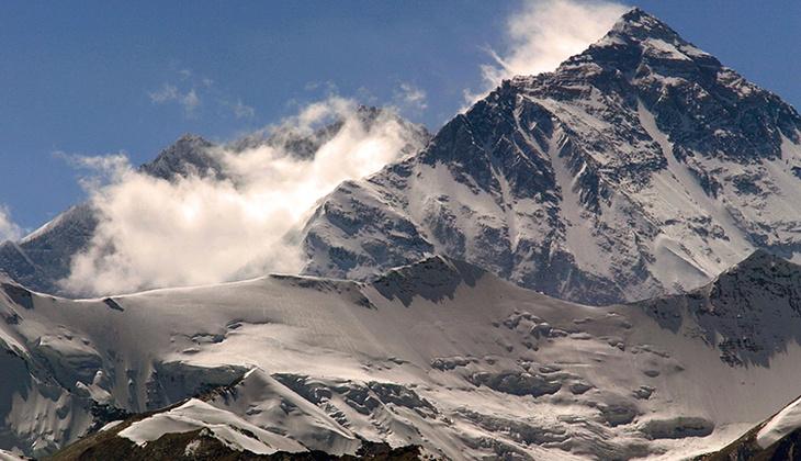 """97 yıllık sırrı çözmek için Everest'e çıktı... """"Yapma Mark, değmez, çok tehlikeli"""""""