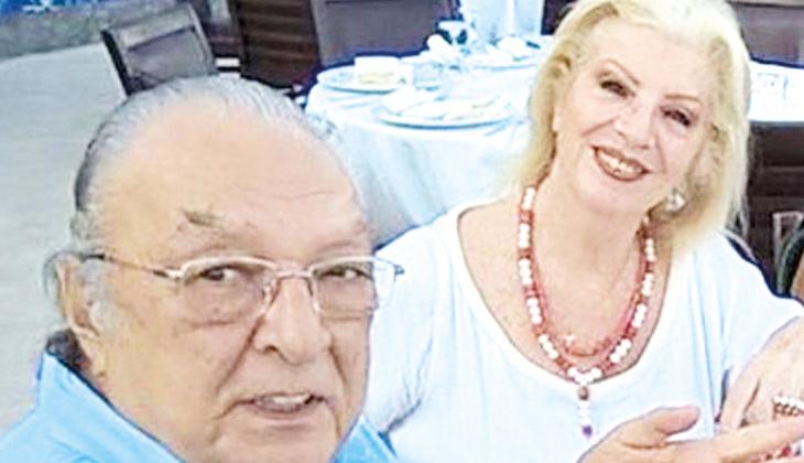 Eşine ve oğluna 10 ay hapis
