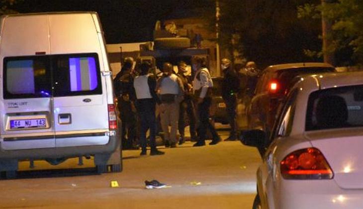 Malatya'da ortalık karıştı! Özel harekat polisleri müdahale etti