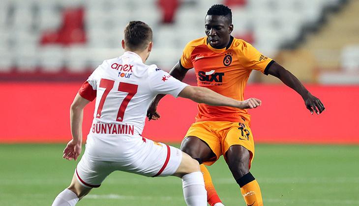 Galatasaray'da Etebo'dan maç sonu Trabzonspor itirafı! 'Böyle değildi'