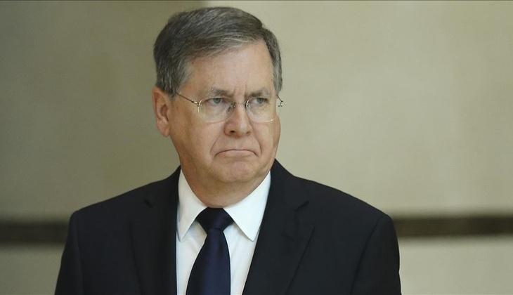 Son dakika haberi: ABD Büyükelçisi Satterfield Dışişleri'ne çağrıldı! 'Açıklama hükümsüzdür'